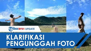 Sempat Viral 2 Pendaki Foto Telanjang di Gunung Gede Pangrango Minta Maaf, Akui Hanya Untuk Riset