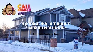 *SOLD* Home For Sale in Morinville | 10502 99 Street | Conrad Bitangcol REALTOR®