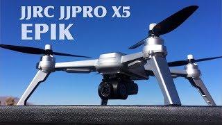 JJRC JJPRO X5 EPIK 5G WIFI 1080P FPV GPS Follow Me RC Quadcopter RTF
