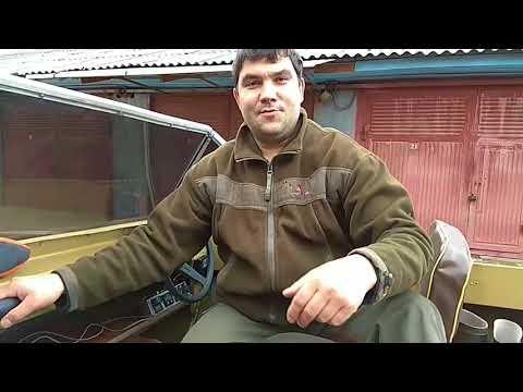 Ремонт и тюнинг моторной лодки Крым