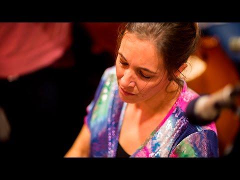 Live at KNKX Marina Albero Quintet,   Hans Teuber, Evan Flory-Barnes, D'Vonne Lewis, Jeff Busch