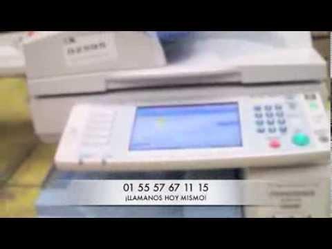 Copiadora Ricoh MP  5000