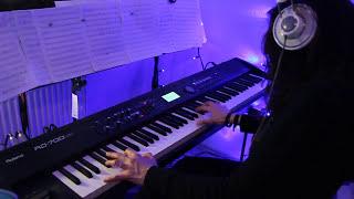 Bauhaus - Bela Lugosi's Dead - piano cover