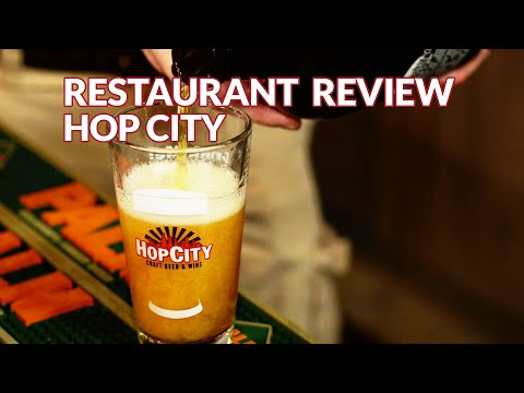 Restaurant Review – Hop City, Retail   Atlanta Eats