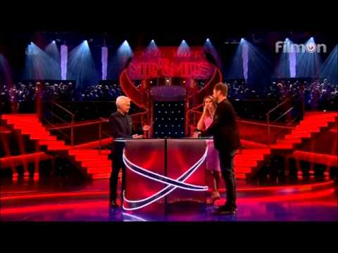Brian McFadden And Vogue Williams On All Stars Mr And Mrs