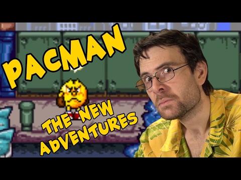 Joueur du Grenier - PACMAN The new adventures