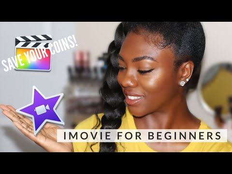 HOW I EDIT IN IMOVIE | iMovie Tutorial for Beginners | Courtney Lynn