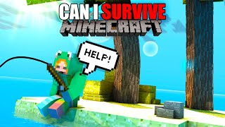 Stranded On A Deserted Island A Minecraft Story