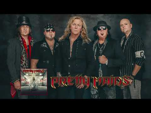 """Pretty Maids - """"Undress Your Madness"""" (Official Audio)"""