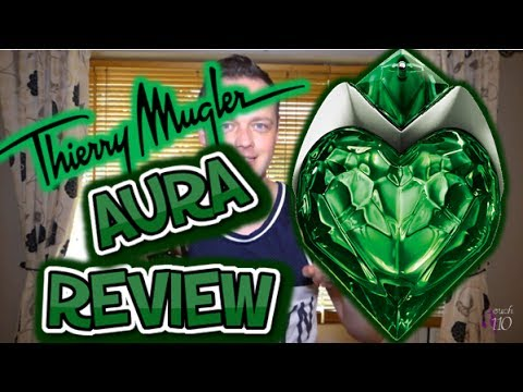 "Thierry Mugler ""AURA"" Fragrance Review"