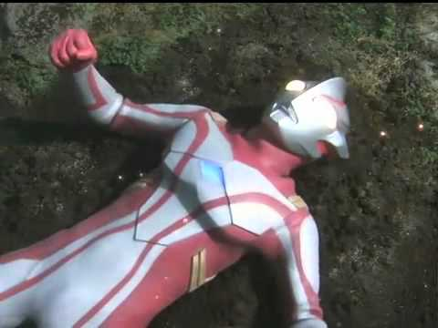 ‪Father_of_Ultra_Come_To_Save_Mebius___Ultraman_Mebius_Defeat_Jashrine_in_2007‬‏.flv