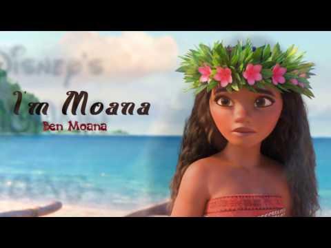 """Moana """"I am Moana / Ben Moana"""" (Turkish/Türkçe) SUB"""