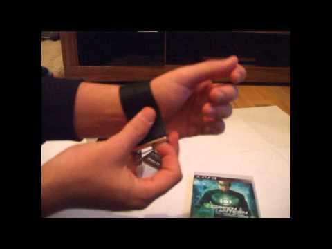 Green Lantern PS3 und Bruno Banani Uhr - Unboxing