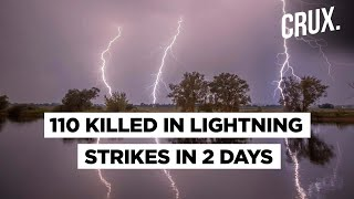 What Are Lightning Strikes & How Can You Stay Safe? | Bihar Lightning Strikes - Download this Video in MP3, M4A, WEBM, MP4, 3GP