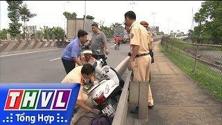 THVL | Tai nạn giao thông đoạn dốc cầu Mỹ Thuận làm 2 người thương vong