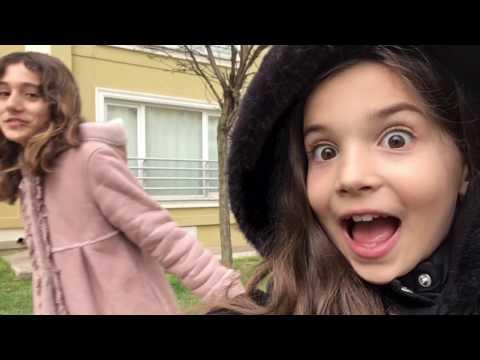 Vlog İspanya dan Kuzenim Geldi Ecrin Su Çoban
