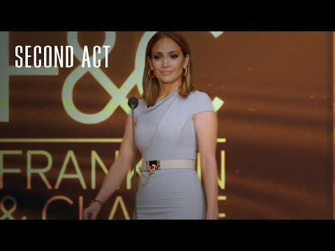 """Video trailer för Second Act   """"Champion"""" TV Commercial   Now In Theaters"""