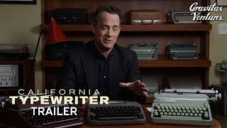 California Typewriter (2016) Video
