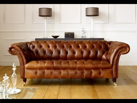 Chesterfield Sofa Ds Max Modeling Promo Play