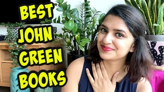 BEST JOHN GREEN BOOKS To Read In India | Fandomnewbie