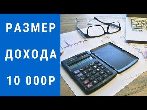 Алименты при зарплате должника 10000 рублей