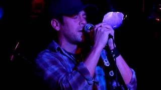 Christian Kane - Whiskey in Mind live at Dante's