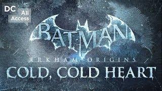 Batman: Arkham Origins - Cold, Cold Heart video