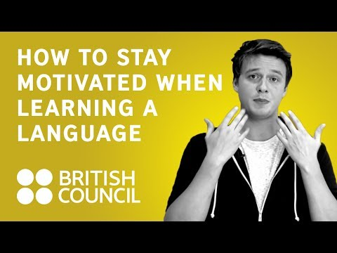 How to Stay Motivated When Learning a Language