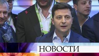 Владимир Зеленский ответил на вопросы журналистов на пресс-конференции.