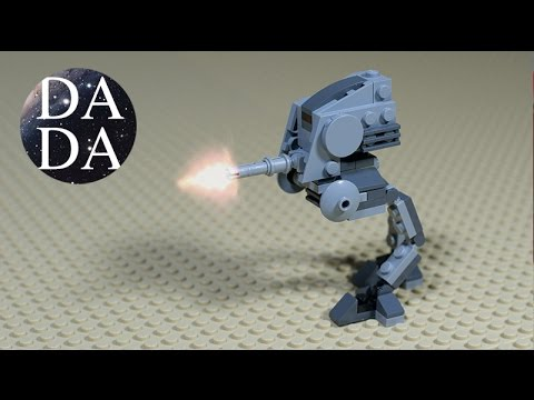 Vidéo LEGO Star Wars 30274 : AT-DP (Polybag)