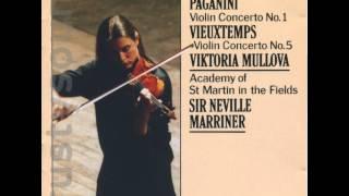 Vieuxtemps - Violin Concerto No. 5 [Mullova, ASMF]