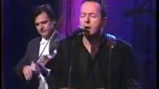 Joe Strummer and the Mescaleros on Conan