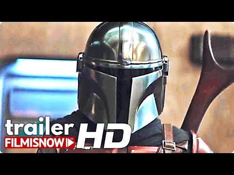 THE MANDALORIAN Special Look Trailer  (2019) | Disney+ Star Wars Spin-Off Series