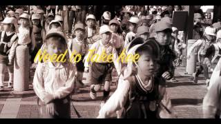 THE YOUTH OF TODAY ( OFFICIAL VISUAL LYRICS )