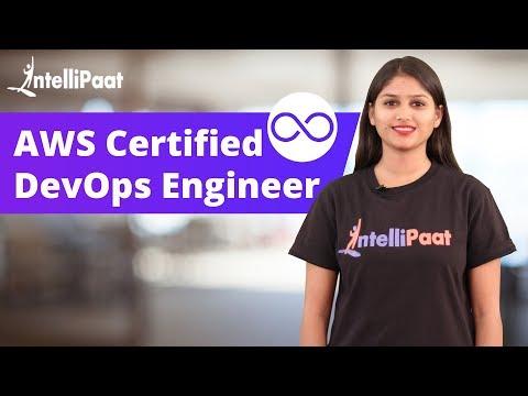 AWS Certified DevOps Engineer | AWS DevOps | Intellipaat - YouTube