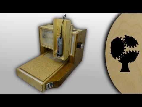 selber machen eigenbau cnc fr se. Black Bedroom Furniture Sets. Home Design Ideas