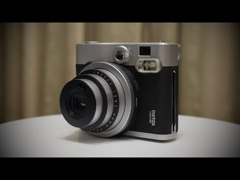 Fujifilm instax mini 90 my review