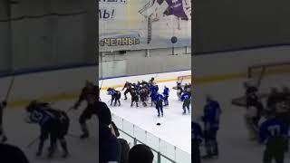 В Челнах хоккеисты избили судью