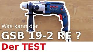 Bosch GSB 19 2 RE | kaufen oder nicht ? | Die Bewertung zur Bohrmaschine | Rob Renoviert