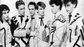 Split Enz - 'What's The Matter With You' [1980 track with lyrics]