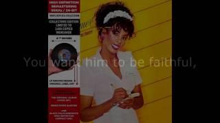 """Donna Summer - Woman LYRICS SHM """"She Works Hard for the Money"""" 1983"""