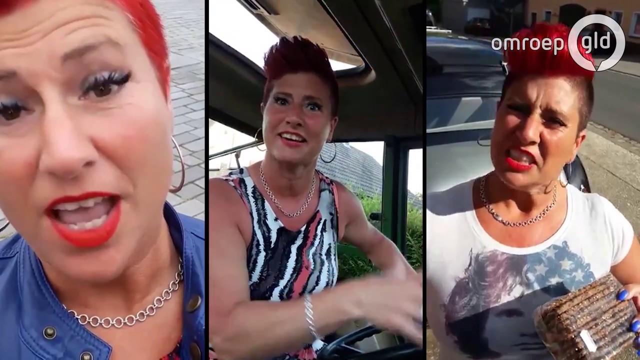 Gewichtscoach Ingrid Lieshout wil tijdens de Vierdaagse niet aankomen