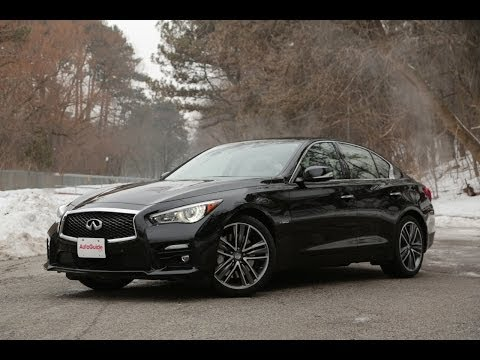 2014 Infiniti Q50 Hybrid Review - Technology Overview