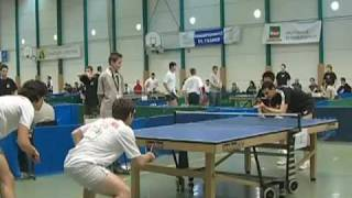 preview picture of video 'Troyes/Tennis de table : Championnat National des lycées '