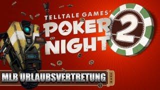 Let's Play Poker Night 2 #02 [Deutsch/HD] Ein Showoff Mit Claptrap