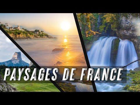 Les beaux paysages de France -