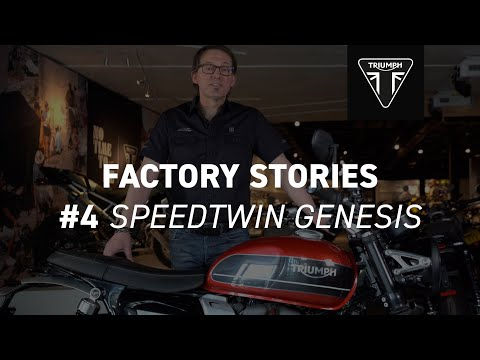 Triumph Factory Stories – Speed Twin Genesis