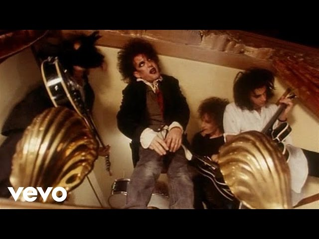 Never Enough - The Cure