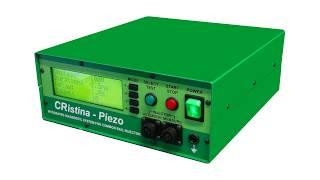 CRistina-Piezo. Прибор для проверки пьезофорсунок и пьезопакета