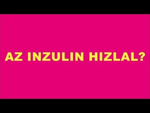 Inzulin felszabadulását az alvadék
